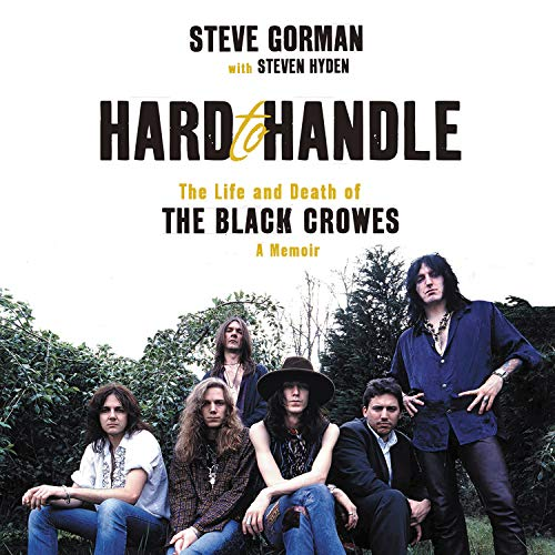 Hard to Handle Audiobook By Steve Gorman, Steven Hyden cover art