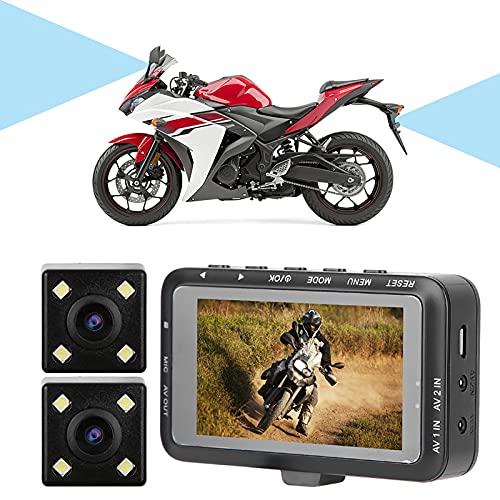 Grabadora De Conducción De Motocicletas, Grabadora De Motocicletas Con Grabación En Bucle Para Motocicletas Para Mayor Seguridad