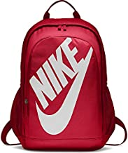 Nike Sportswear Hayward Futura Backpack for Men, Large Backpack with Durable Polyester Shell and Padded Shoulder Straps, University Red/University Red