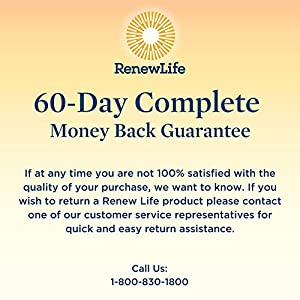 Renew Life Adult Cleanse - Cleanse More, Herbal & Mineral Formula - Overnight Constipation Relief - Gluten, Dairy & Soy Free - 100 Vegetarian Capsules #4