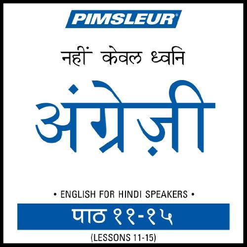 ESL Hindi Phase 1, Unit 11-15 Titelbild