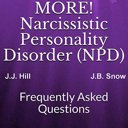 More! Narcissistic Personality Disorder - NPD Titelbild