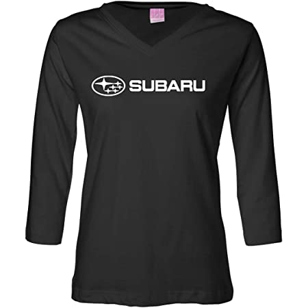XL SUBARU Motorsports USA Logo T Tee Shirt Impreza Sti WRX Boxer JDM New Rally Legacy Outback Forester CROSSTREK Ascent BRZ Impreza