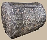 Beavertail 400072 Realtree Max-4 Outerfitter Pro Haybale Hunting Blind