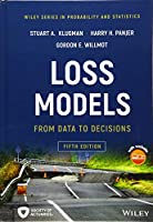 Loss Models: From Data to Decisions (Wiley Series in Probability and Statistics)