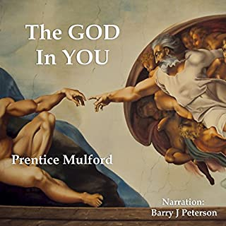 The God in You audiobook cover art