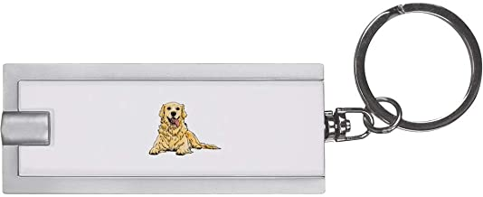 'Golden Retriever' Keyring LED Torch (KT00020095)