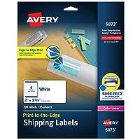 """Avery ラベル 2"""" x 3.75"""""""
