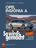 Opel Insignia A. Von 11/08 bis 04/17: So wird's gemacht - Band 167