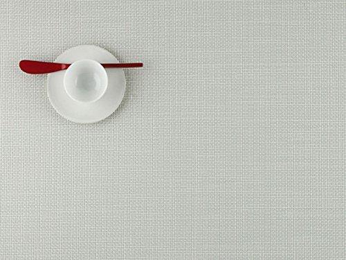 Chilewich Mini Basketweave Tischset, Sandstone, 36 x 48 cm