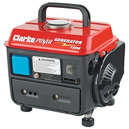Clarke G720 Petrol Generator 720W