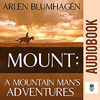 Mount audiobook cover art
