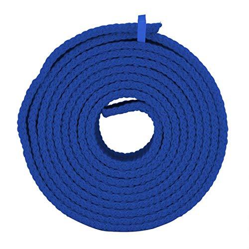 DAUERHAFT Cinturón de Cintura de Buceo Universal, Blet de Seguridad para esnórquel, Accesorio de esnórquel, con Hebilla de liberación rápida, Cinturón de lastre de cincha, para Buceo, Esnórquel(Azul)