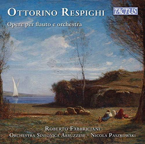Roberto Fabbriciani, Orchestra Sinfonica Abruzzese & Nicola Paszkowski