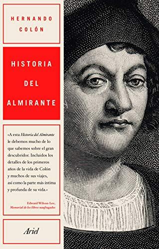 Historia del Almirante: Prólogo de Pedro Insua (Ariel)