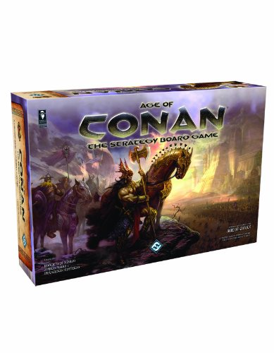 Ares Games AC01 Age of Conan Board Game