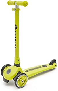 Kids Kick Scooter Scooters for Kids 2 Wheel Folding Kick Scooter For Girls Boys, 3 Adjustable Height, Light Up Wheels For ...