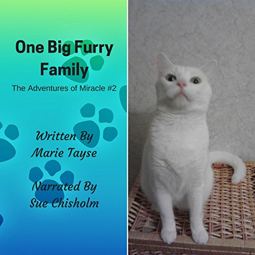 One Big Furry Family audiobook cover art