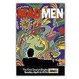 hutianyu Mad Men Staffel 7 TV-Poster Kunst Malerei Kunst