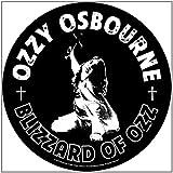 Ozzy Osbourne: Blizzard of Ozz Rckenaufnher (Zubehör)