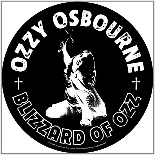 Blizzard of Ozz Rckenaufnher
