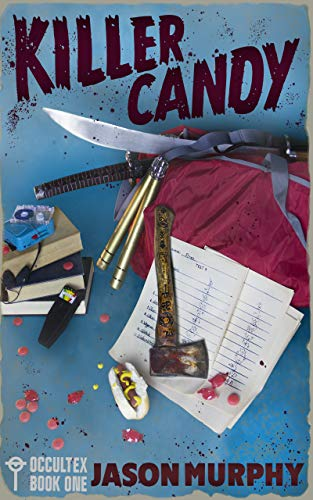 Killer Candy (Occultex Book 1)