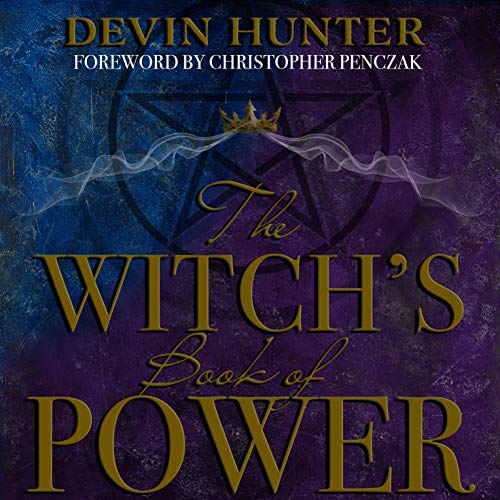 The Witch's Book of Power cover art