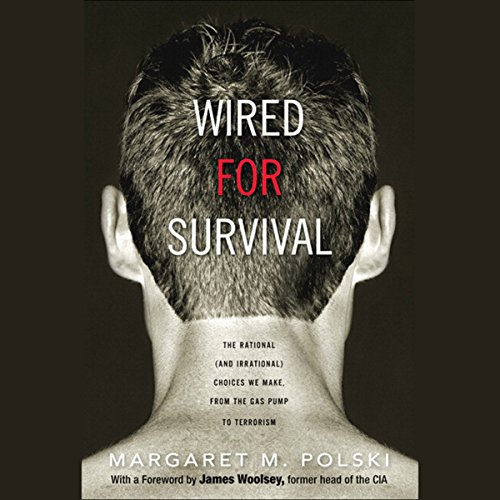 Wired for Survival audiobook cover art