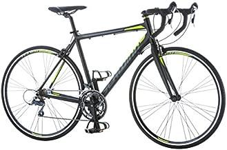 Schwinn Phocus Adult Road Bike, 58cm Frame, Drop Handlebar, Black