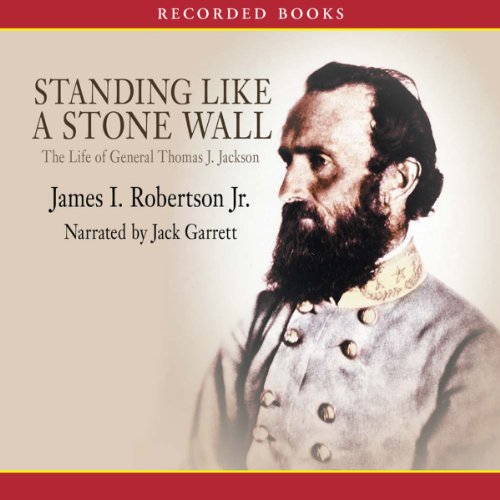 Standing Like a Stone Wall audiobook cover art