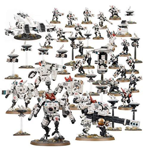Games Workshop Warhammer 40k – Battleforce 2020 Tau Empire : Cadre Starpulse