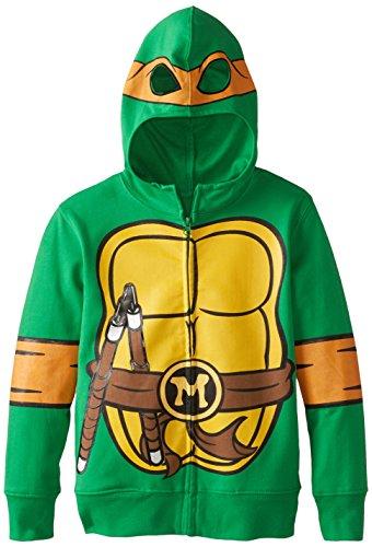 ninja turtle hoodie for kids - 4