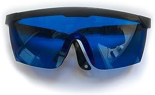 11ce3967f3 Nadalan Gafas 600-700nm / Gafas Protectoras láser Rojas/Gafas infrarrojas/ Gafas láser