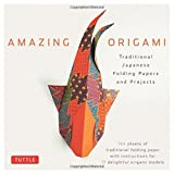 Amazing Origami: Traditional Japanese Folding Papers and Projects: Easy Origami for Beginners Kit: Downloadable Origami Papers Included