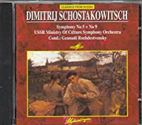 Shostakovich: Symphony No.5, 9
