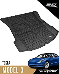 3D MAXpider Custom Fit All-Weather Cargo Liner