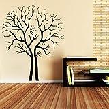 Tianpengyuanshuai Lindas Pegatinas de decoración de árboles para el hogar a Prueba de Agua 64X78cm
