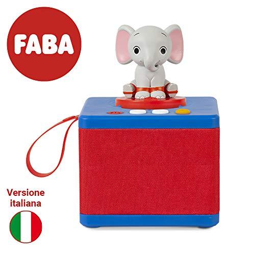 FABA, Colore BLU, Raccontastorie, FBC10002