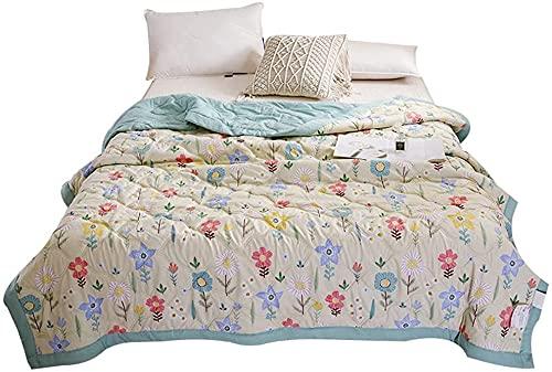 Quilt Bedspread Coverlets Double/Set King Size 180*200cm Spring Summer Soft...
