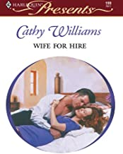 Wife For Hire (Blackmail Brides Book 1)