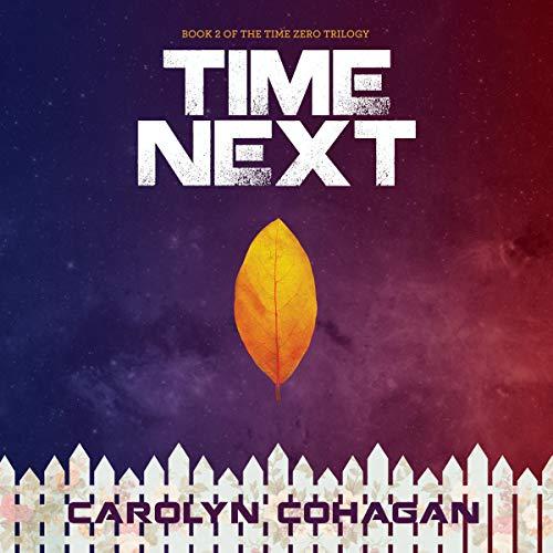『Time Next』のカバーアート