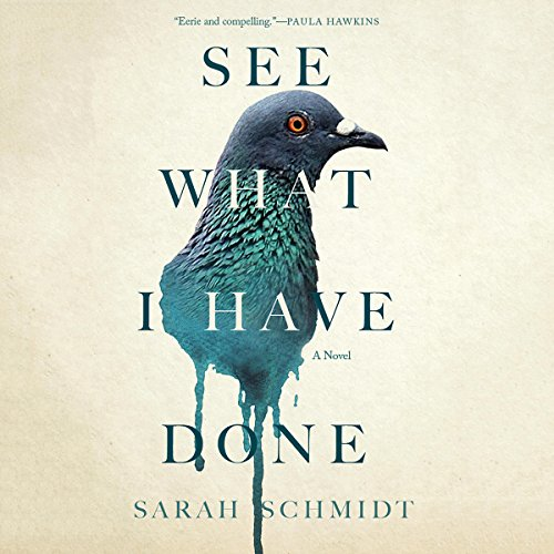 See What I Have Done audiobook cover art