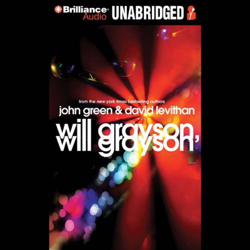 Will Grayson, Will Grayson audiobook cover art