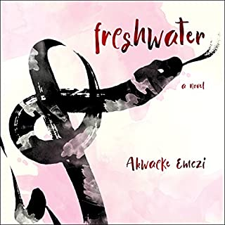 Freshwater audiobook cover art