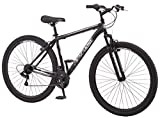 Mongoose 29' Excursion Men's Mountain Bike, Black