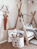 Toddler Teepee Bed Handmade in the USA