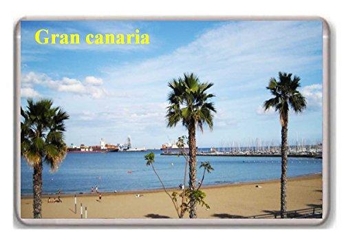 Gran Canaria/fridge magnet.!!!! - Kühlschrankmagnet
