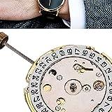 junmo shop 2813 movimiento del reloj, accesorios profesionales del reloj, movimiento mecánico automático movimiento mecánico pieza de reemplazo