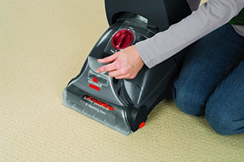 BISSELL Stain Pro 4  |  Carpet Cleaner With Stain Removal Tools and 4 Rows Of Rotating Brushes  |...