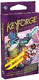 Asmodee Fantasy Flight Games FFGD1412 Keyforge: Kollidierende Welten - Einzeldeck, Kenner-Spiel, Deutsch